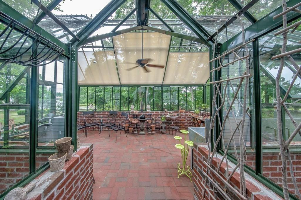 Five Homes for Sale in Massachusetts with Greenhouses