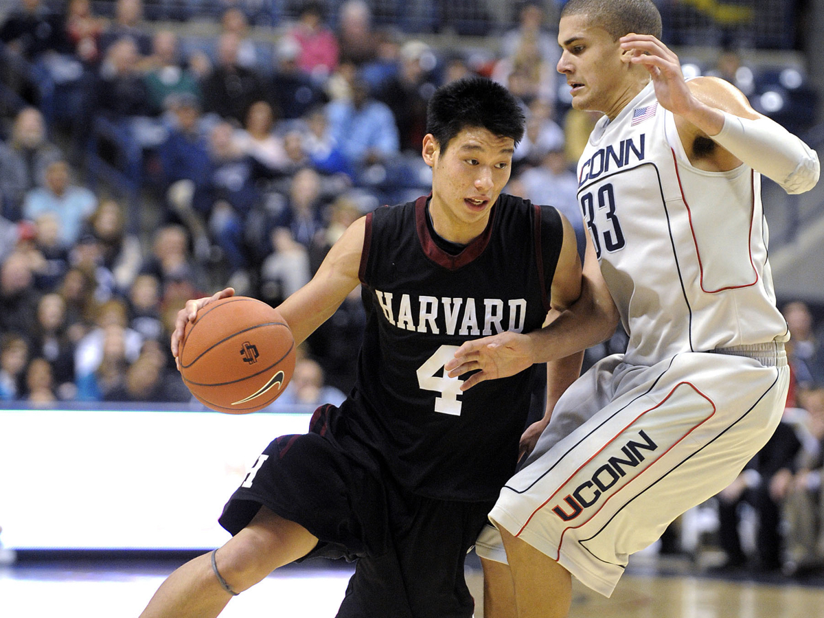 Jeremy Lin Heard More Racial Slurs While Playing in Ivy League