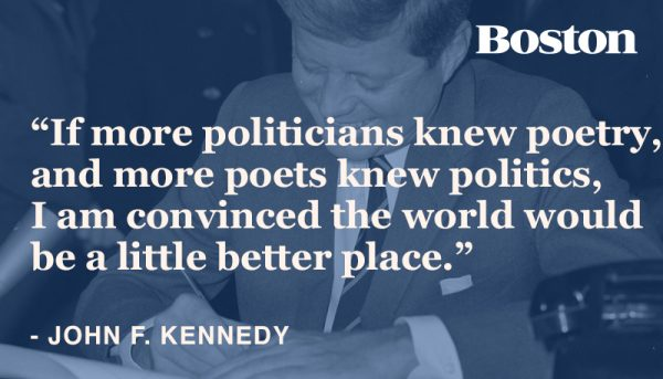 Boston Quotes Unique JFK Quotes To Live By