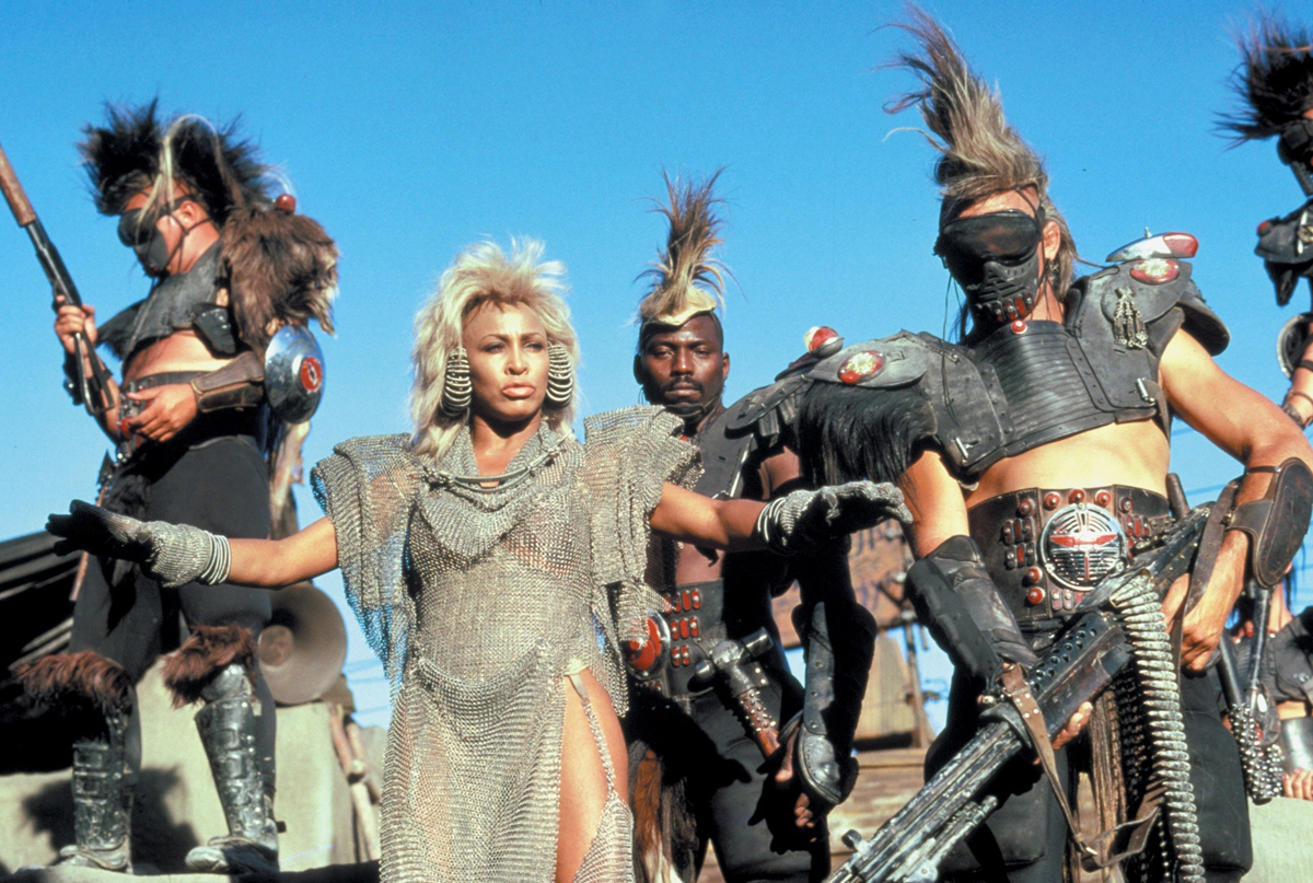Mad Max Beyond the Thunderdome