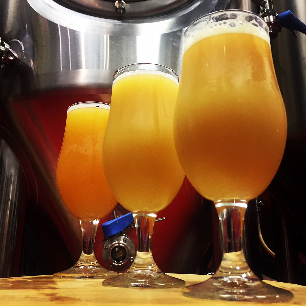 Bent Water Brewing Co. Sluice Juice