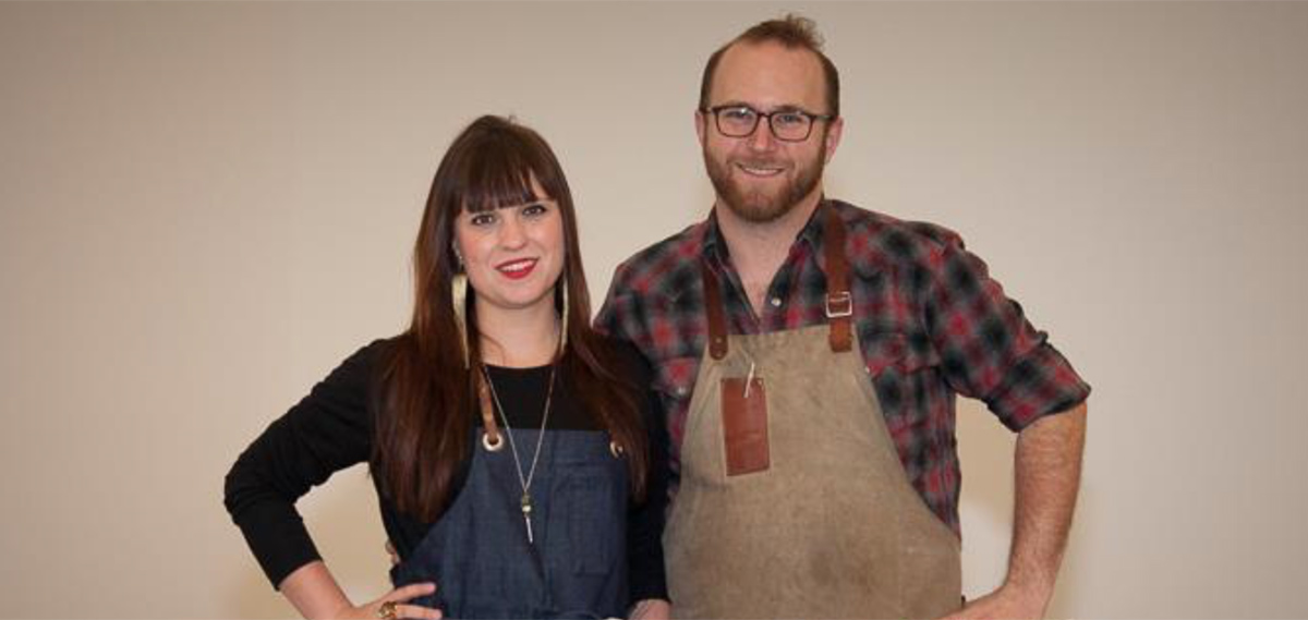 Briana and Andrew Volk, owners of Portland Hunt & Alpine Club, will open Little Giant