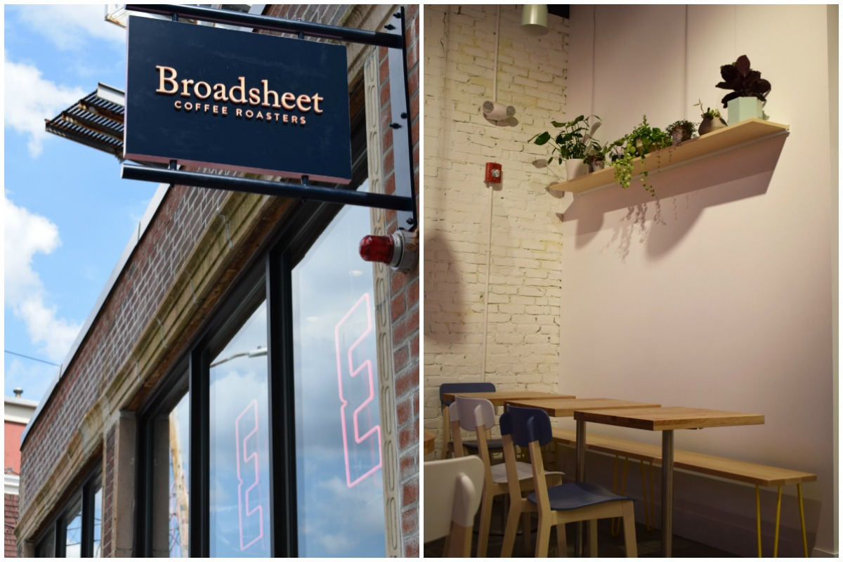 Broadsheet Coffee Roasters opens in Cambridge in July