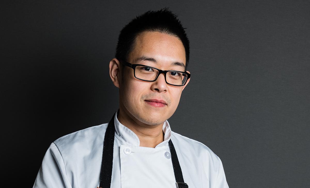 Chef Chris Chung