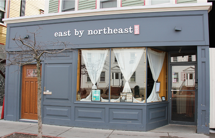 East by Northeast closed in 2015