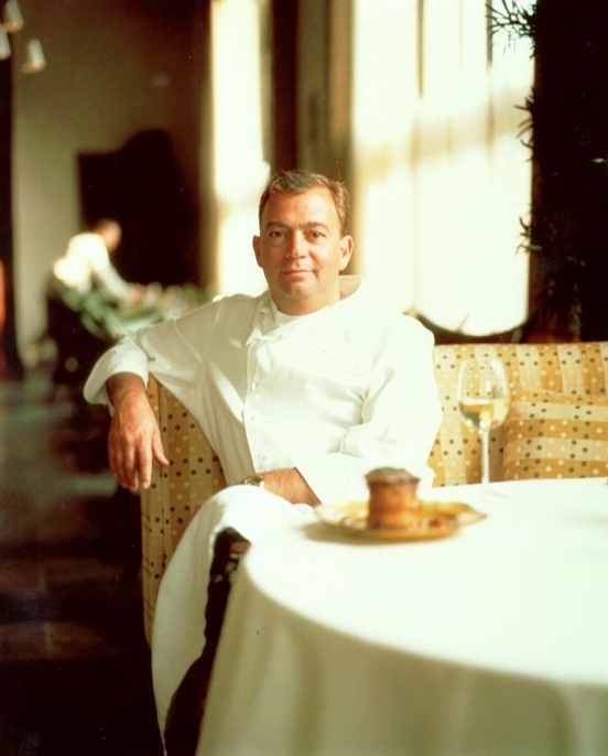 Chef Jamie Mammano at Mistral, c. 1997