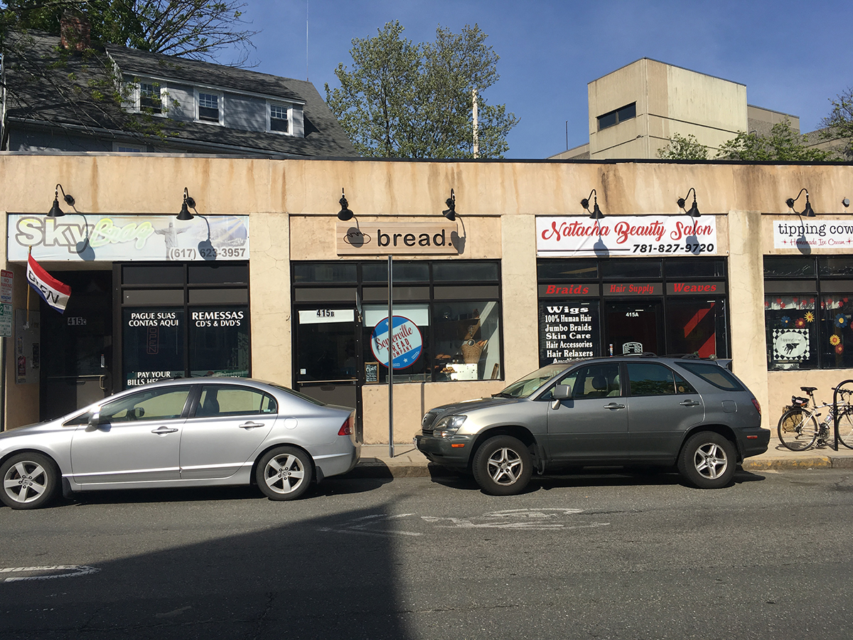 Neighborhood Produce will take over a small storefront on Medford Street in Winter Hill, Somerville