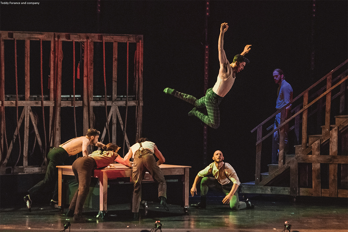 Shaping Sound Dance