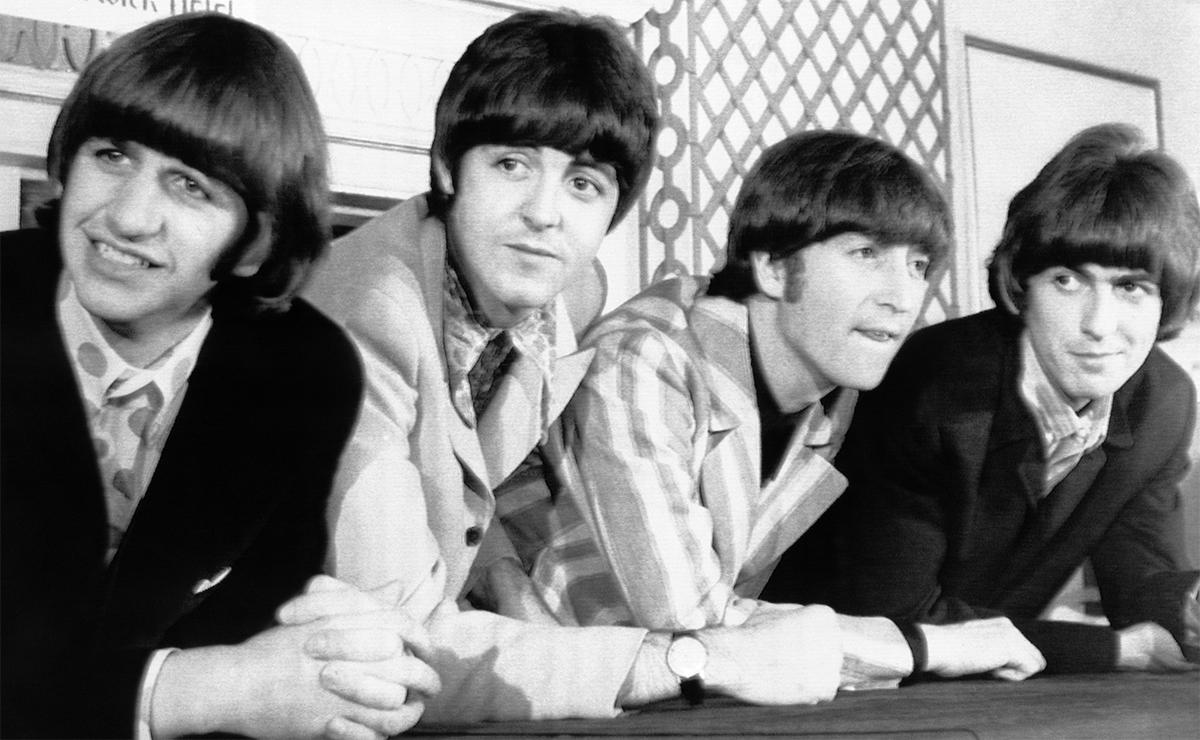 Beatles Paul McCartney John Lennon Ringo Starr George Harrison