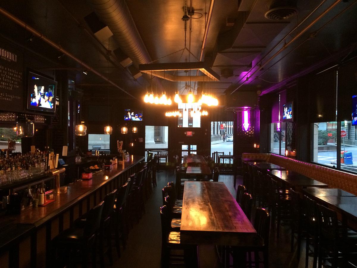 Vanderbilt Kitchen & Bar. / Photo provided