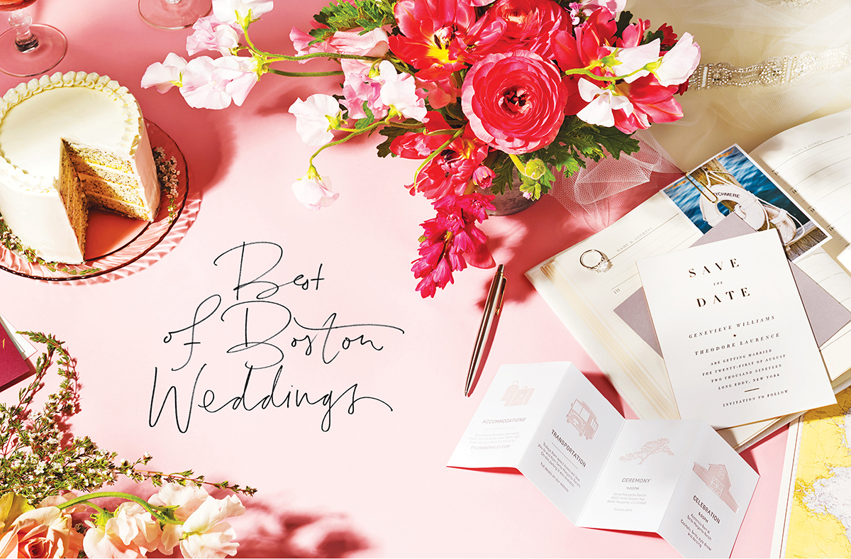 Best of Boston Weddings 2017