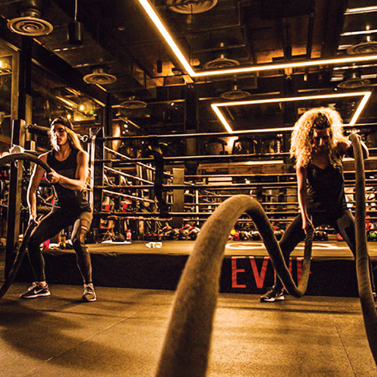 Everybodyfights Best Luxury Gym In Boston