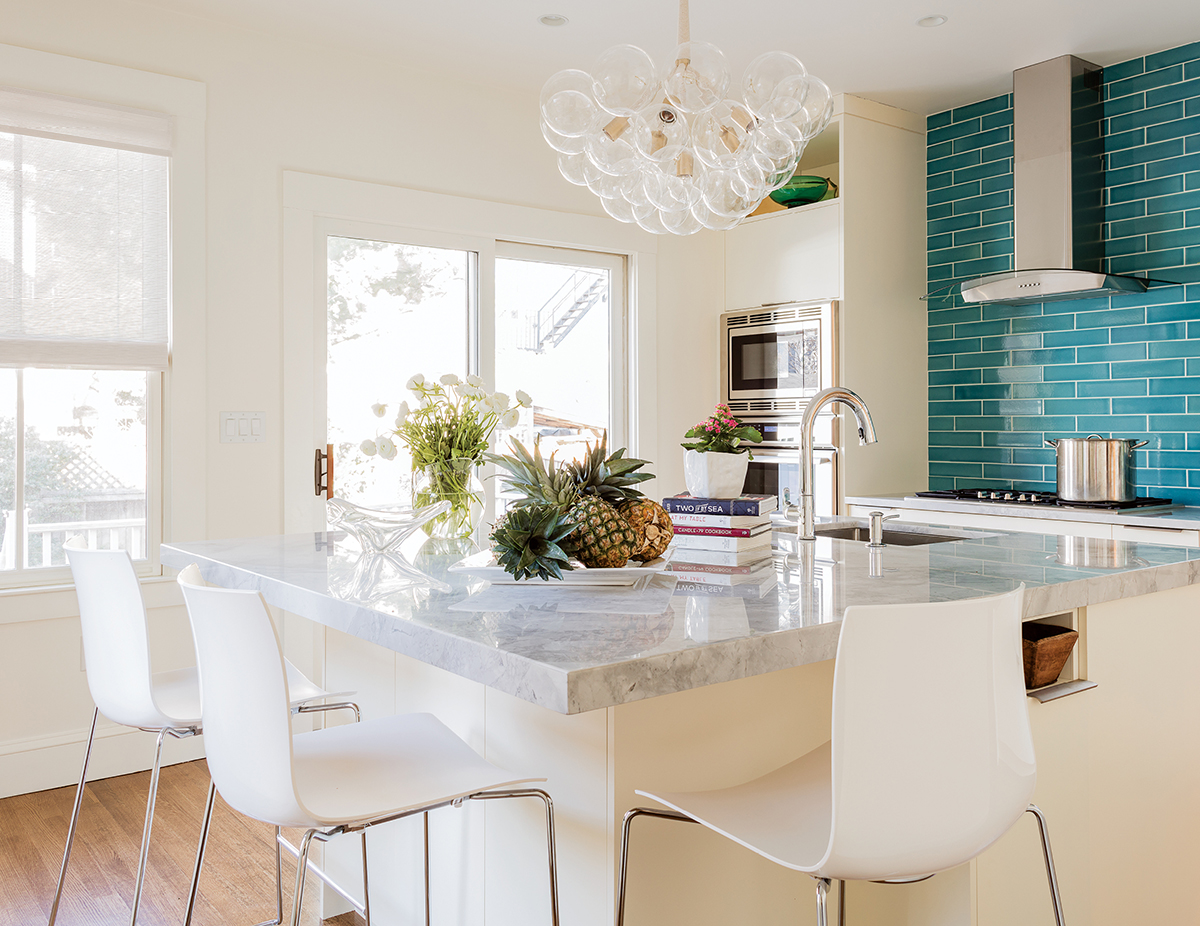 Spaces: A Cramped Cambridge Kitchen Is Transformed