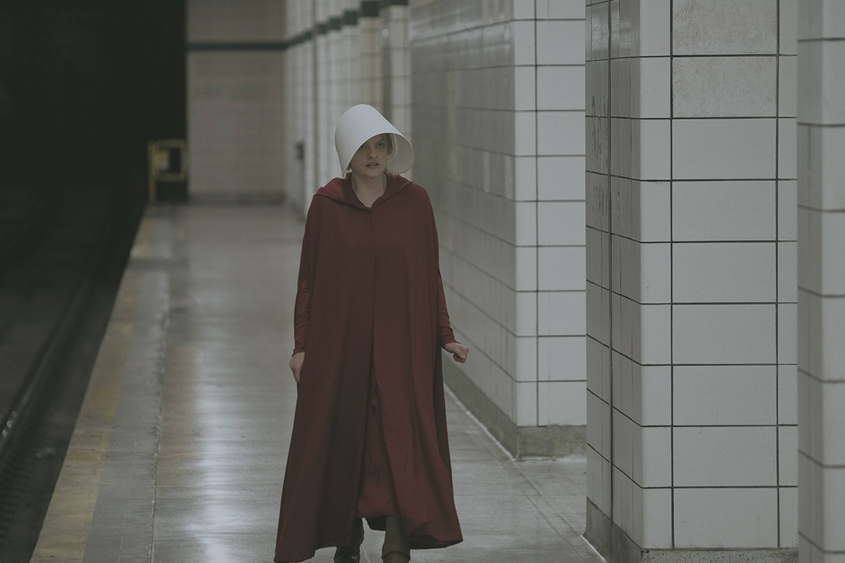 Image result for The Handmaid's Tale Boston