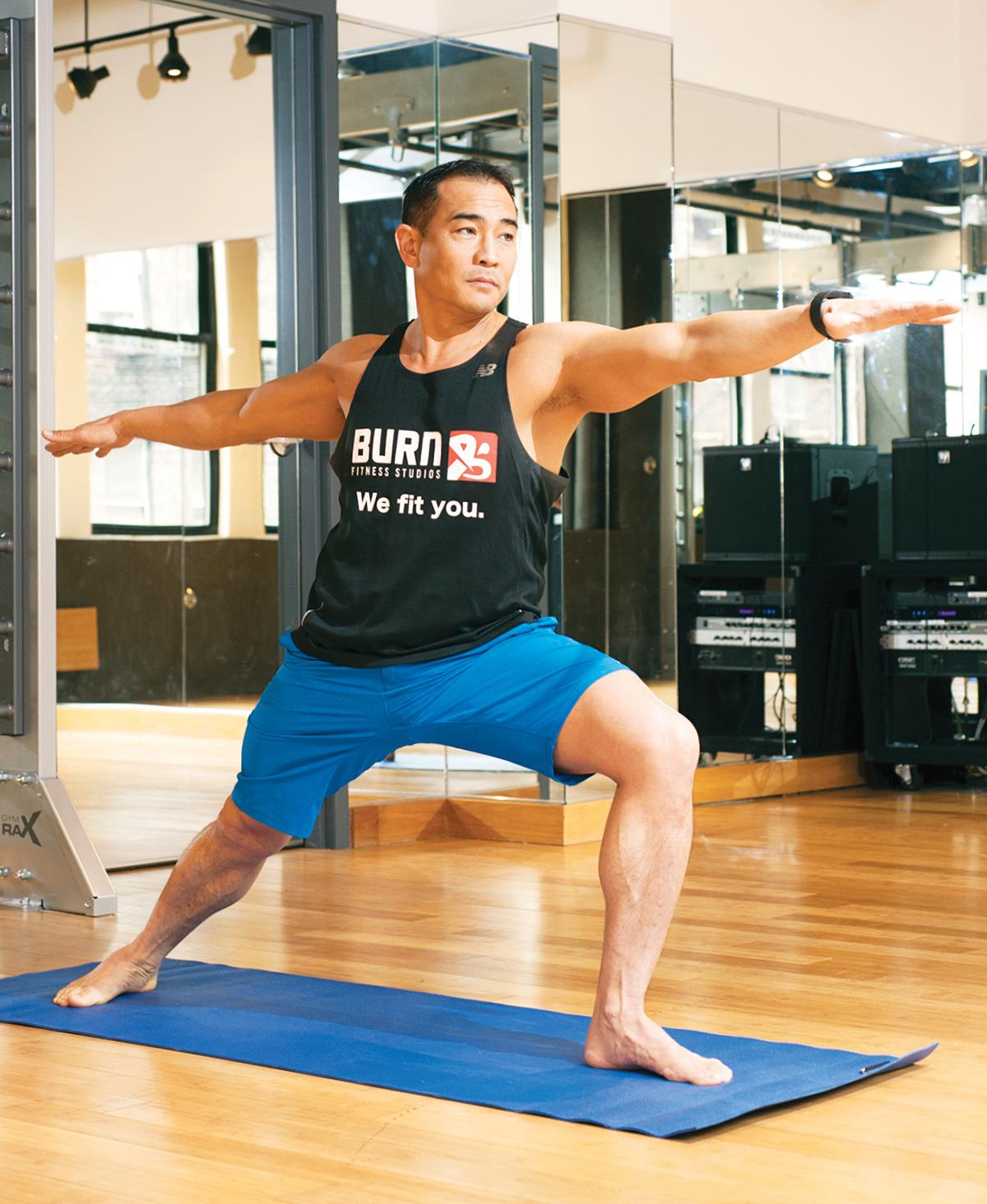 Jonathan Cruz Broga Burn Fitness Studio