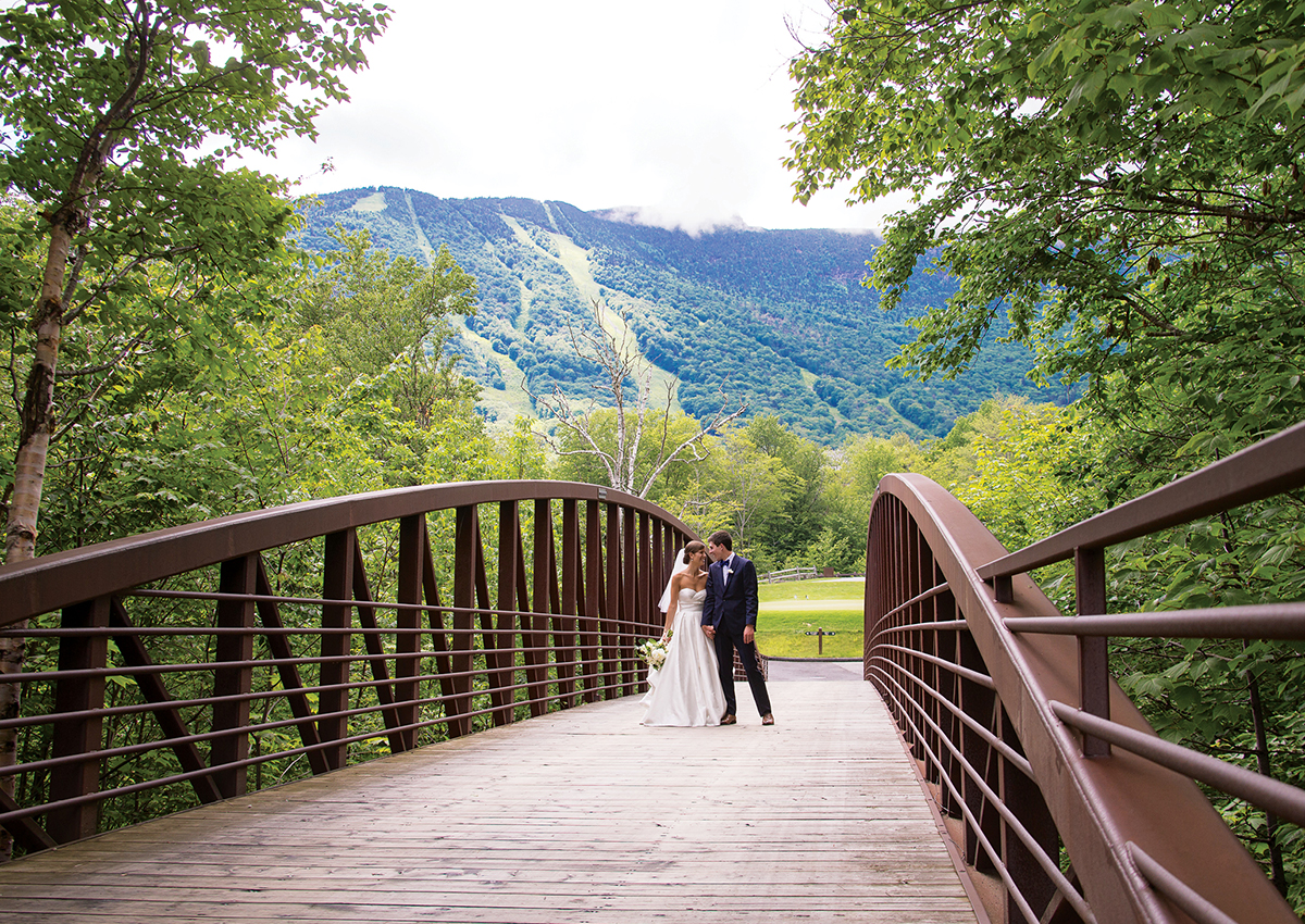 Wedding venues in stowe vermont boston magazine stowe mountain lodge photograph by kathleen landwehrle junglespirit Gallery