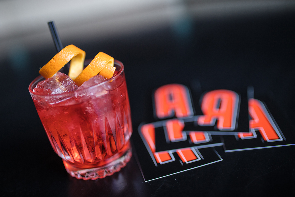 """The Automatic's """"Coconugroni"""" for Negroni Week"""