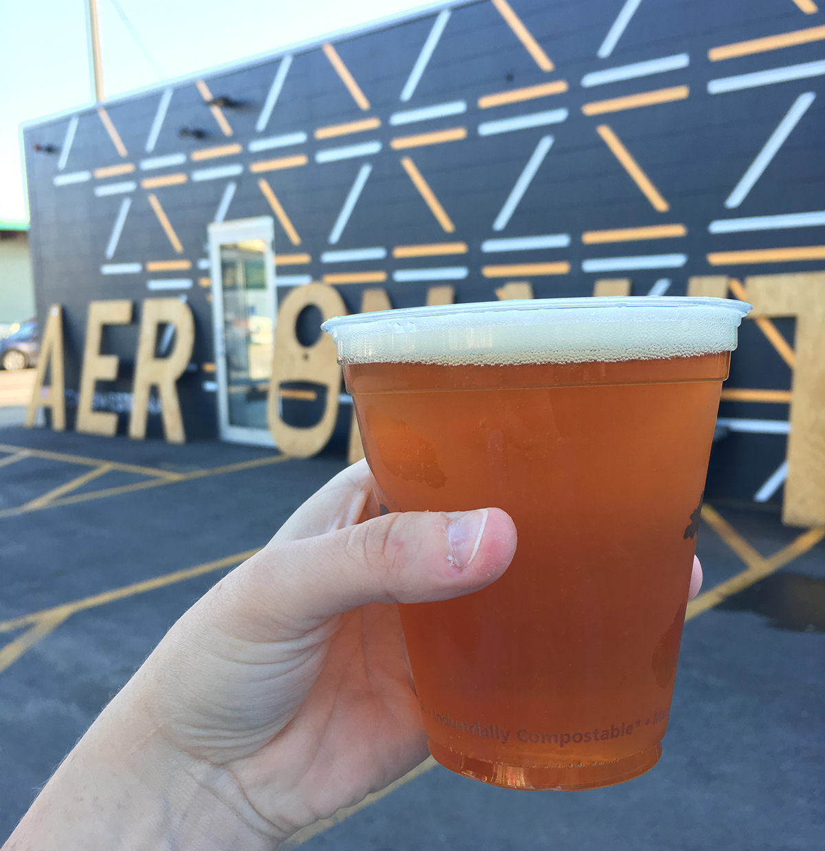 Aeronaut Brewery pops up in Allston Fridays and Wednesdays this summer