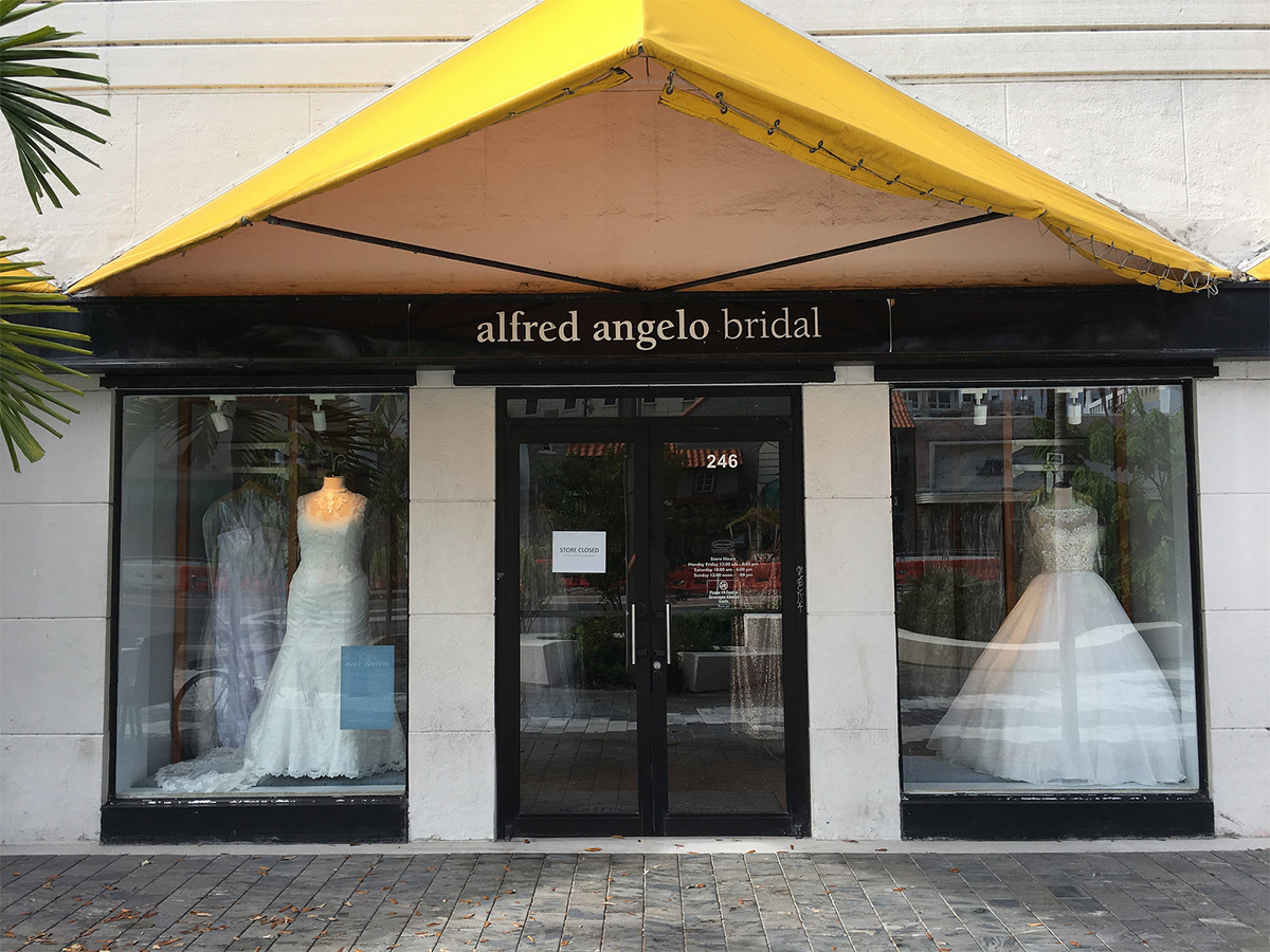 8c99abeef Boston Stores Step Up After Closure of Alfred Angelo. These Boston-area bridal  shops are offering deals ...