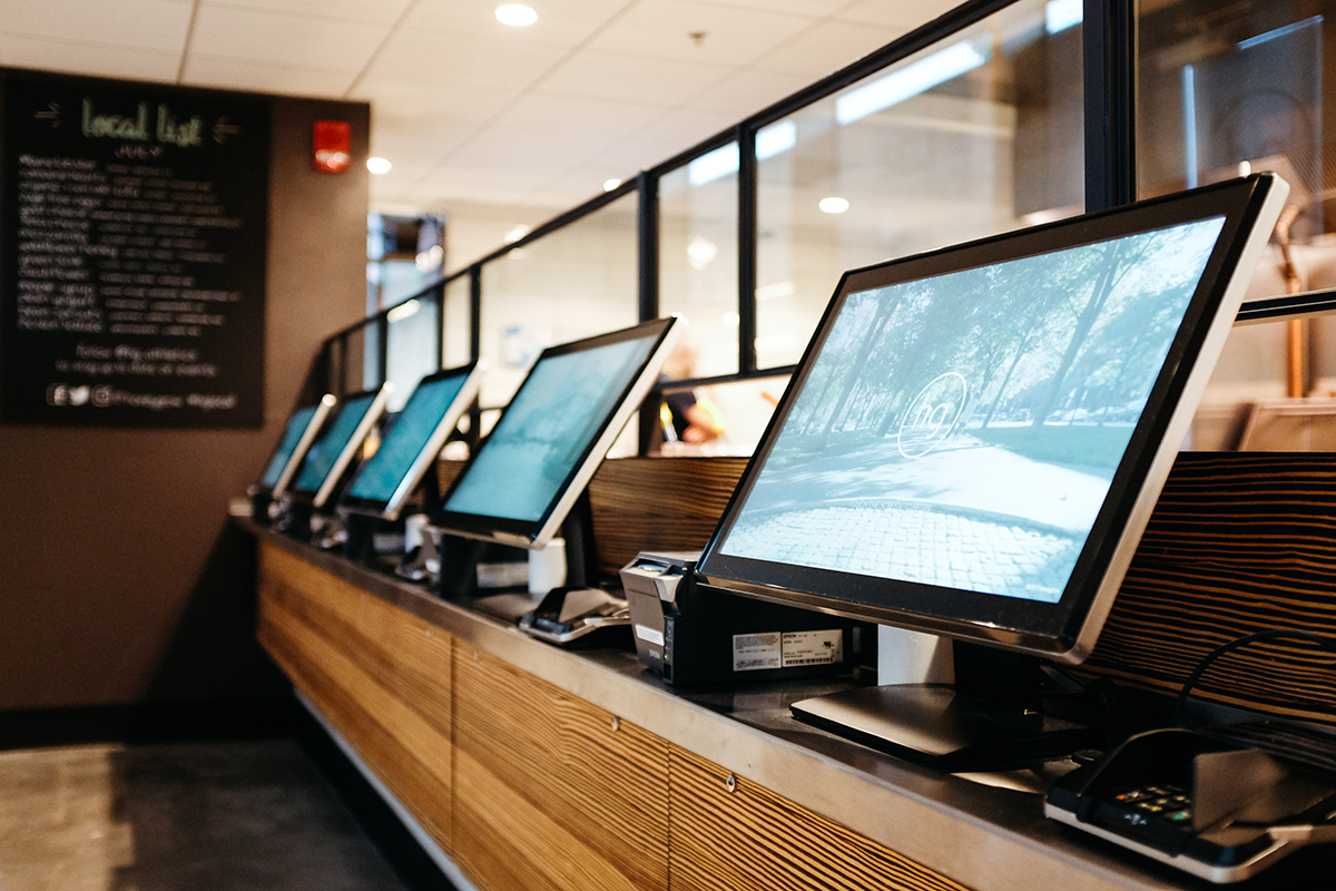 Honeygrow offers customizable ordering with proprietary ordering screens