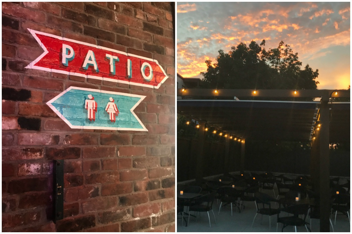 Lulu's patio signage photo provided