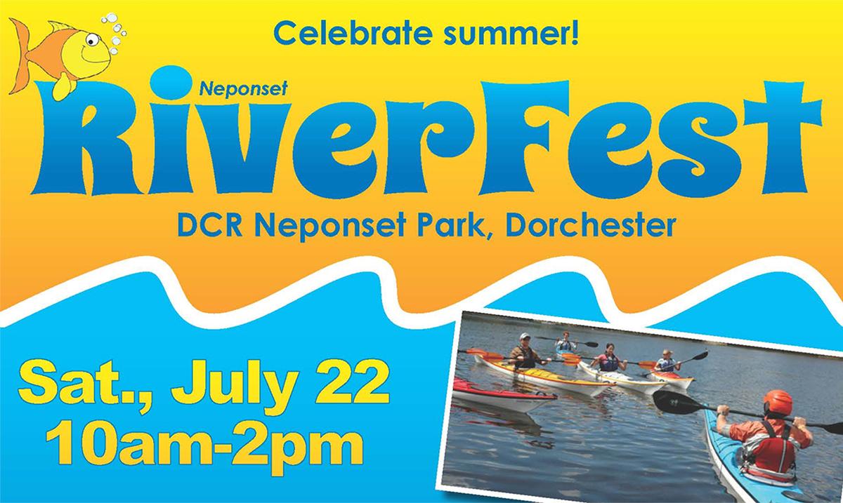 riverfest dorchester neponset river