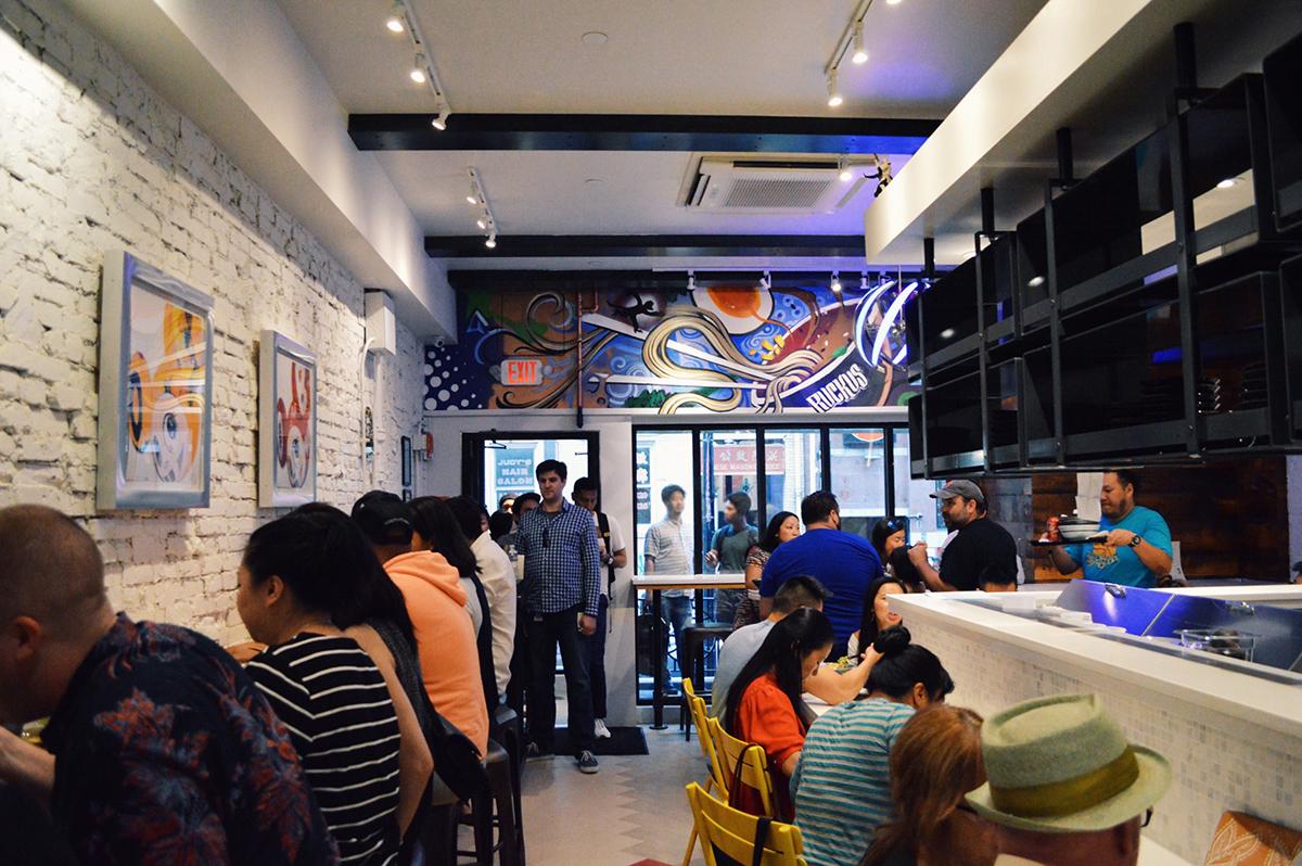 The Shōjō team opens Ruckus in Chinatown