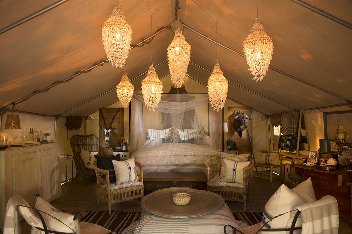 Maine S New Glamping Tents Are So Darn Pretty