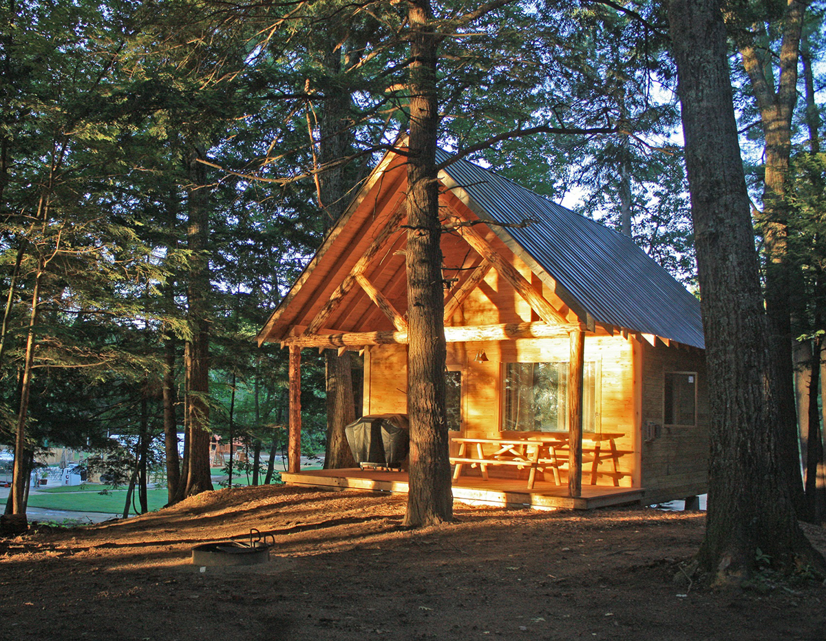 A New Glamping Resort Is Open In New Hampshire