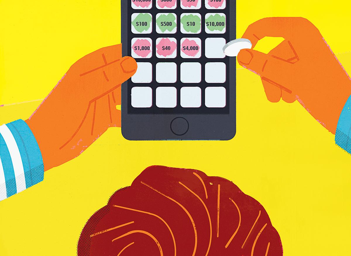 millennials gambling massachusetts state lottery