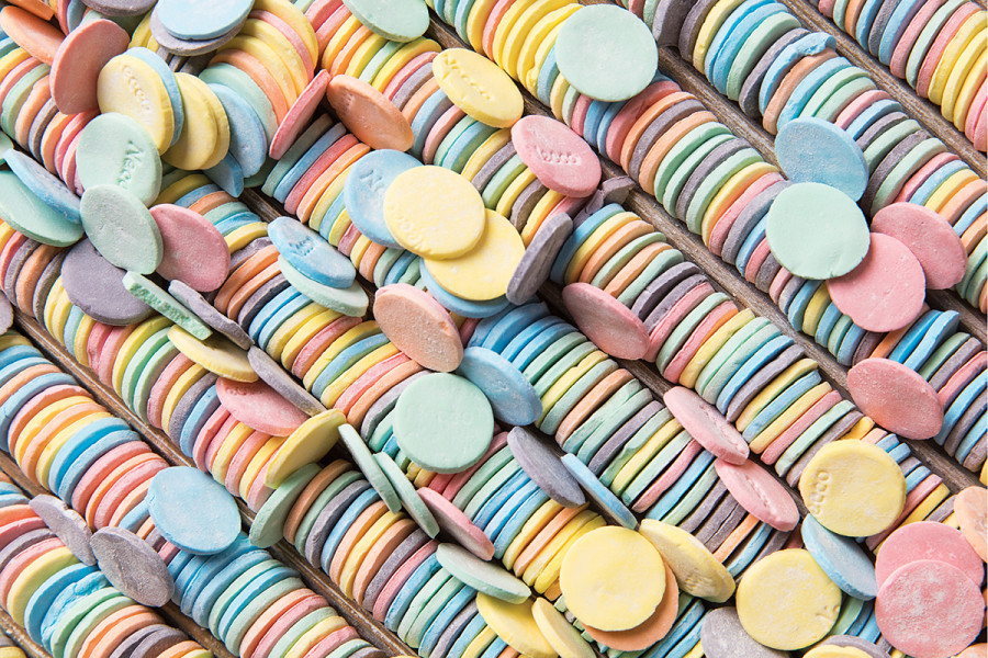Mostly ignored, Necco wafers are now super-hot