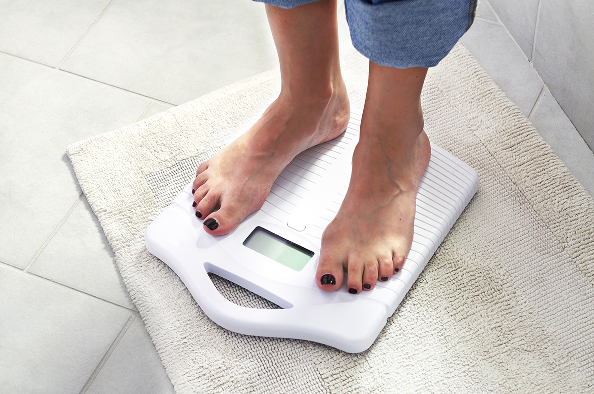 Weight Gain in Early Adulthood May Be a Problem Later On