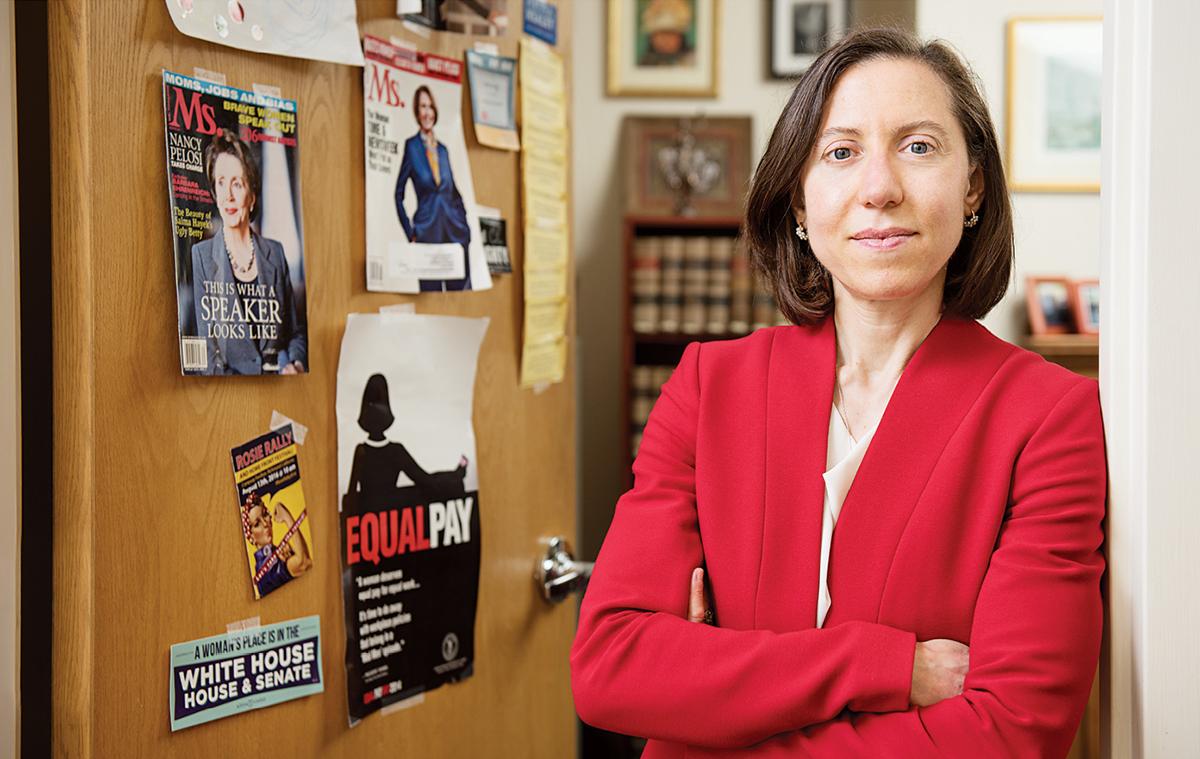 Rebecca Pontikes lawyer