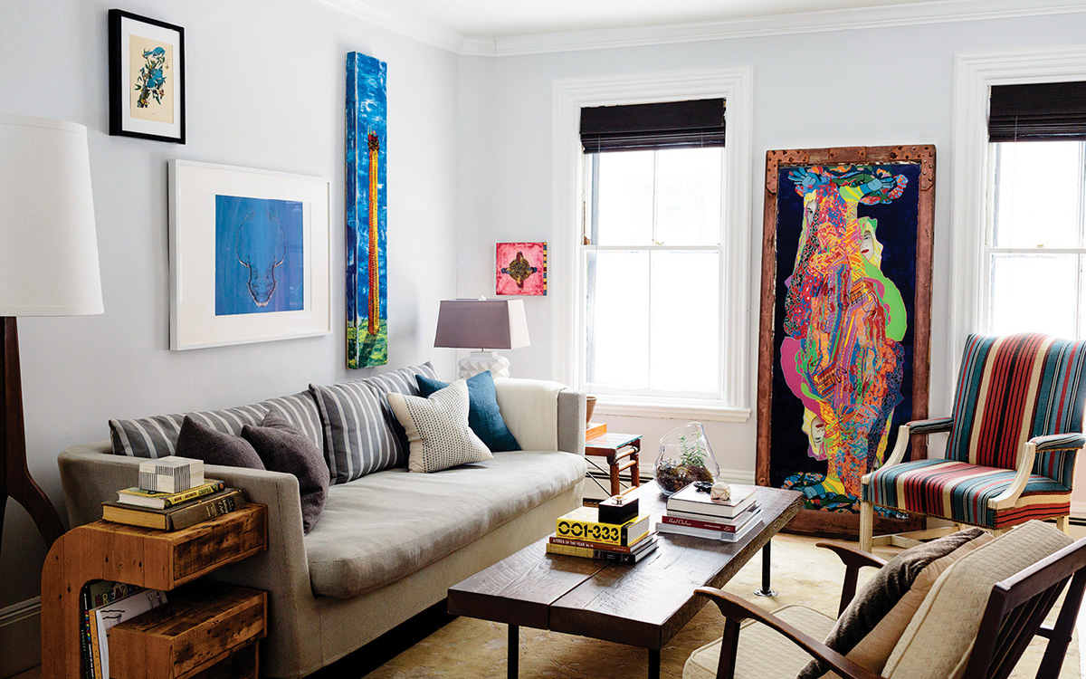 this is how you live small in style boston magazine