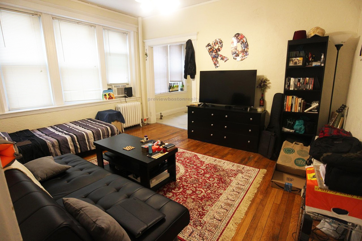 Five Studio Apartments for Less Than $1,400 per Month