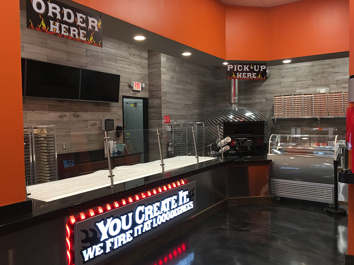 1000 Degrees is now open in Government Center