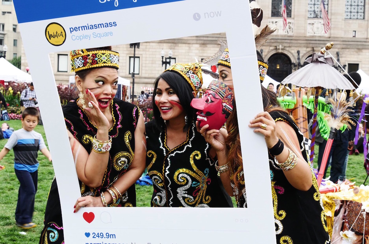 New England Indonesian festival