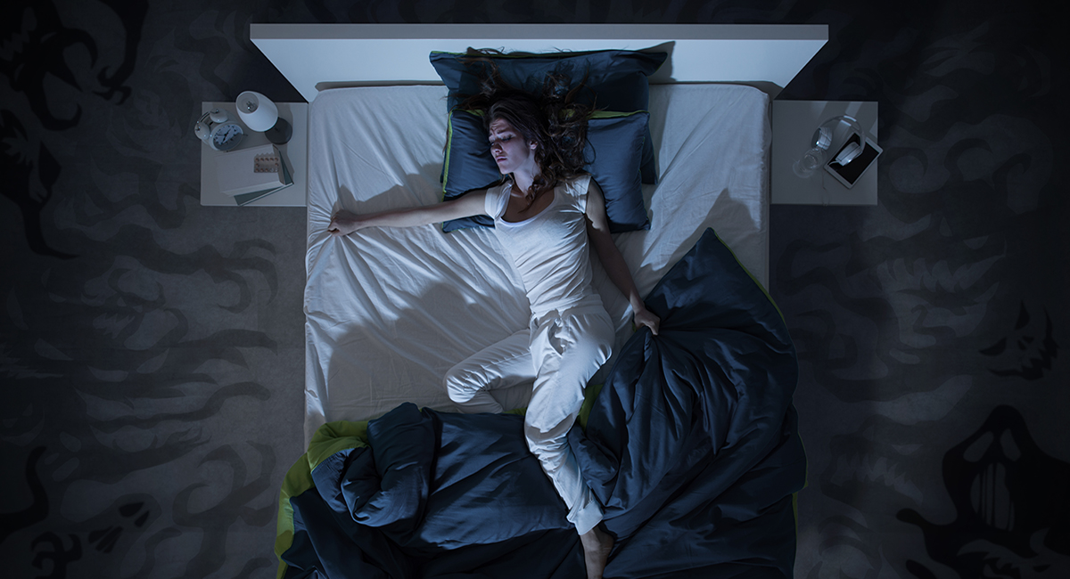 Poor Sleep May Be Linked with Dementia, Study Says