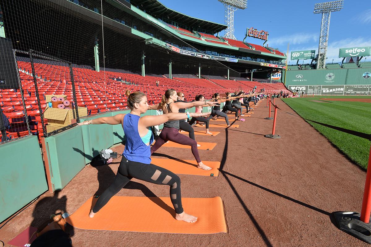 CorePower Yoga Fenway