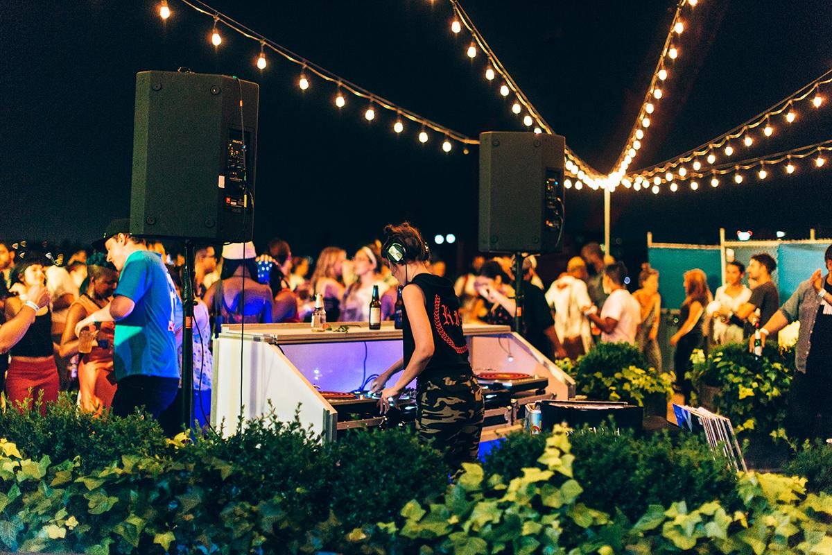 Institute of Contemporary Art DJ night