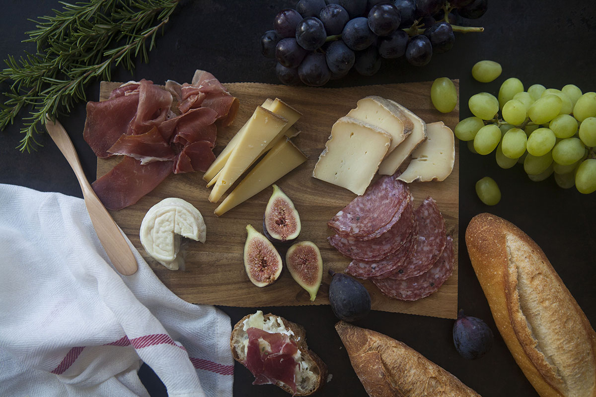 """A """"board of the day"""" will show off cheeses and pairing products at Curds & Co. in Brookline"""