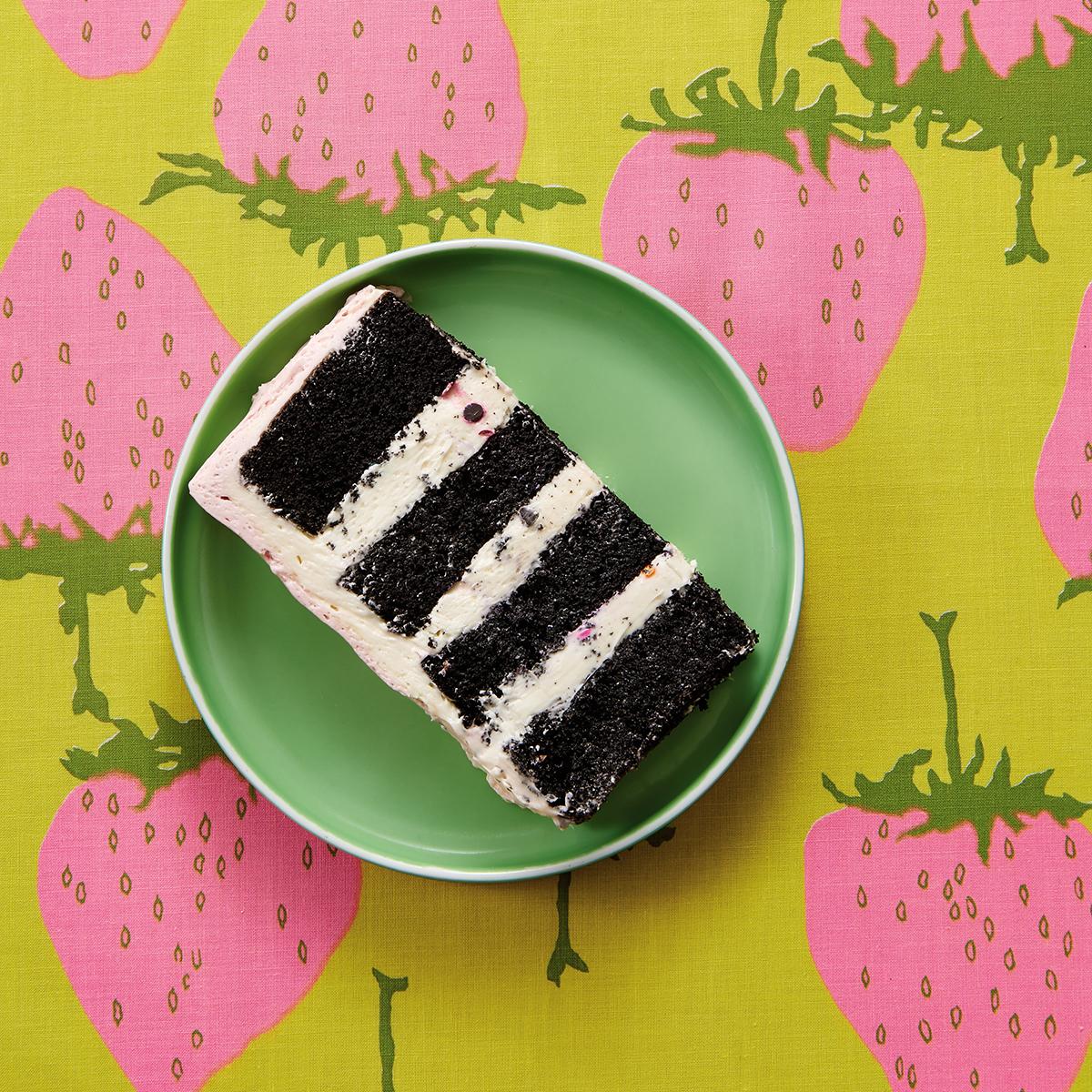 black velvet birthday cake erin gardner