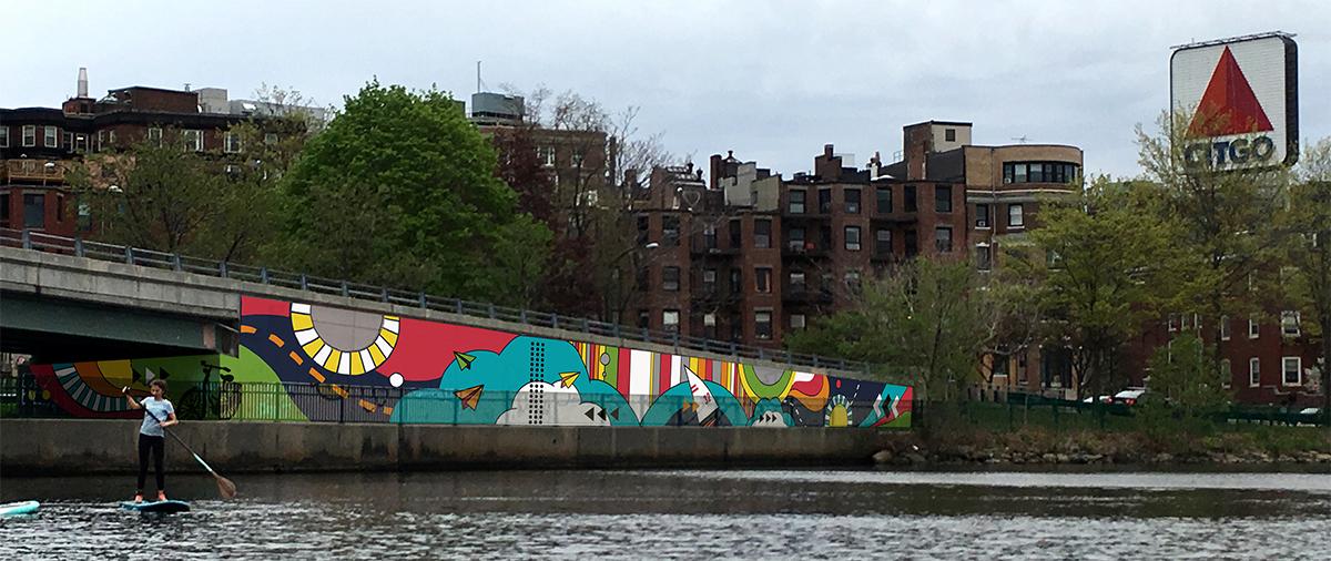 Esplanade Mural