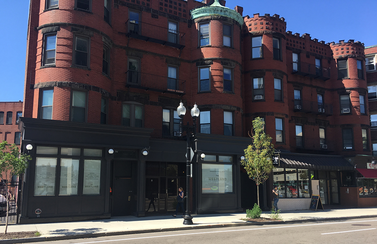 The Westland Is Opening At 10 Ave In Boston