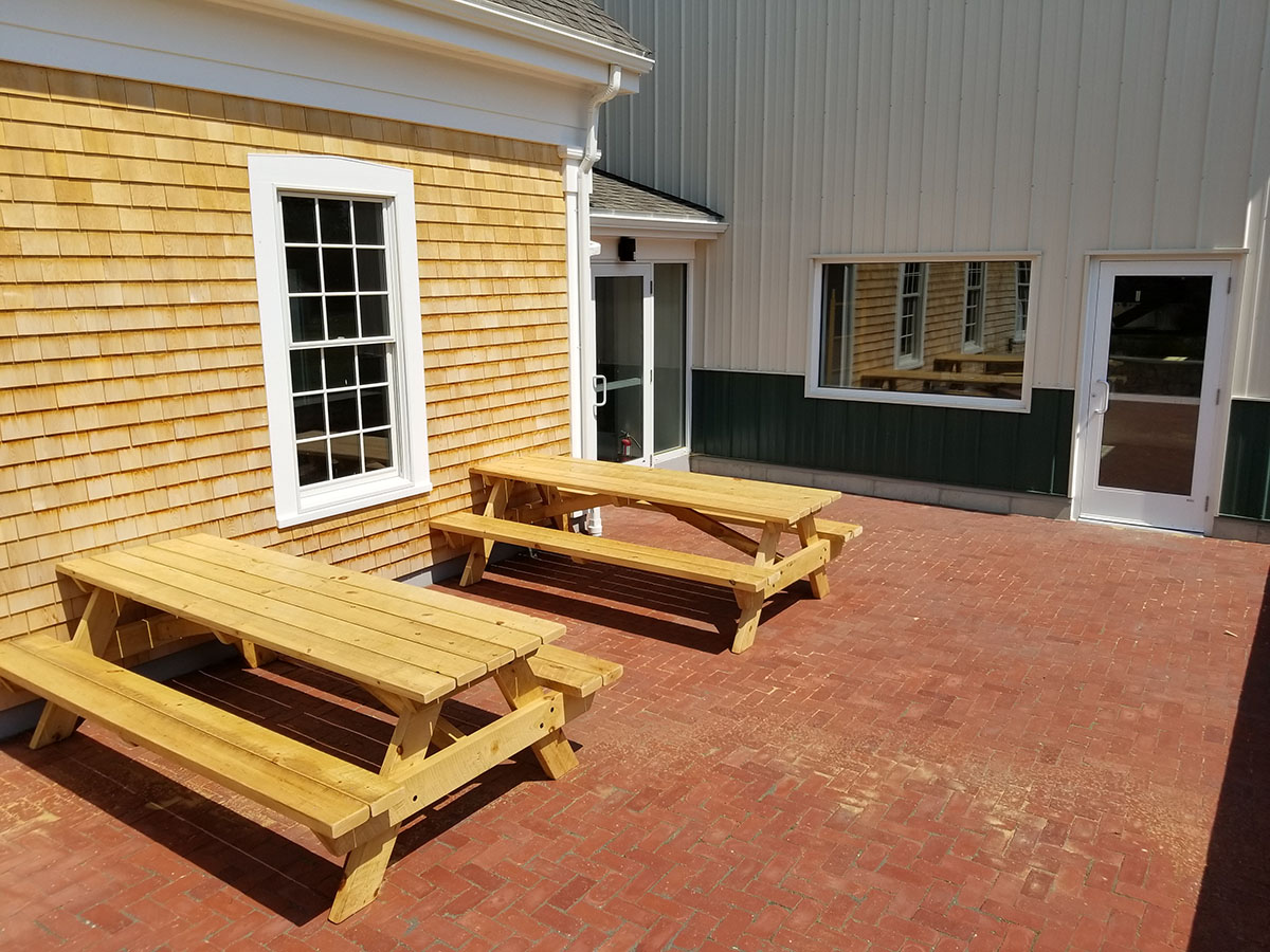 Untold Brewing will also have outdoor seating in Scituate