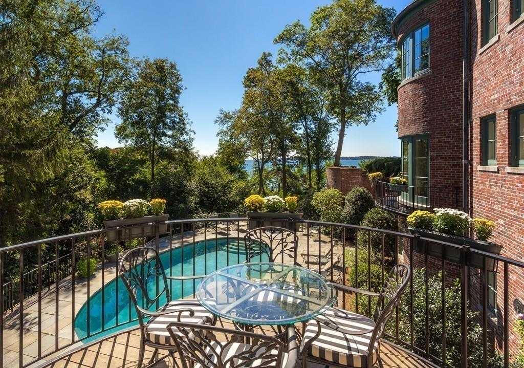 boston homes with pools