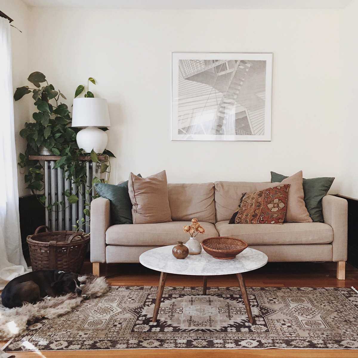 alice saunders forestbound house tour