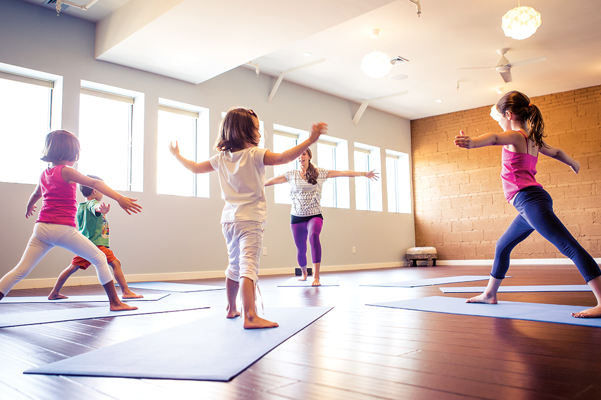 healthy kids classes boston