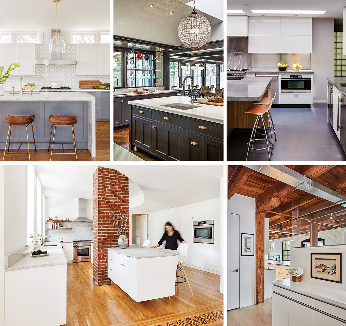 Kitchens Guide 2017
