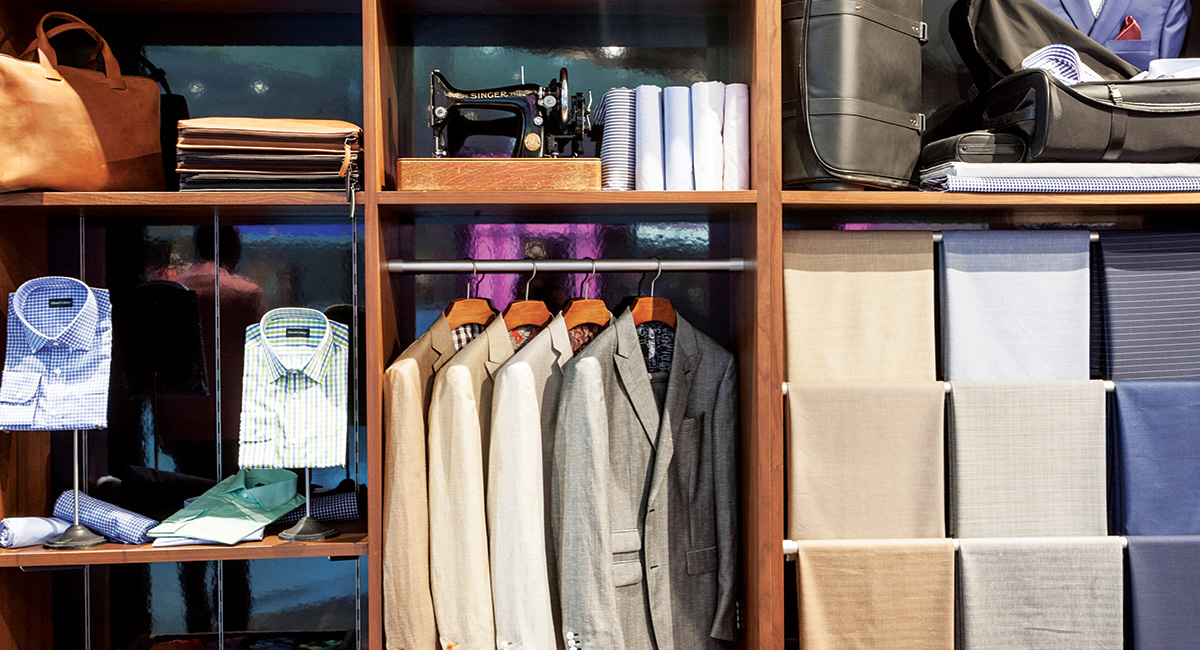 What's in Store: Menswear